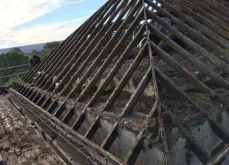 Roofing Repair in Cork
