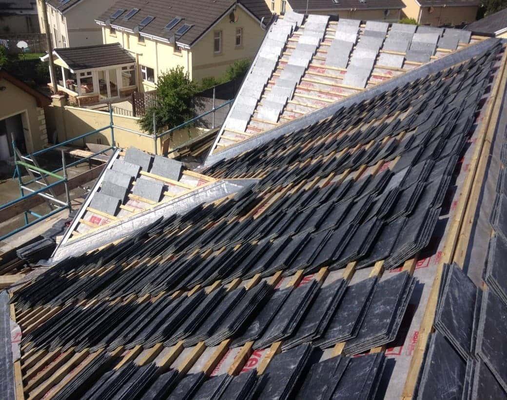 Tiles in Roofing Repairs Limerick