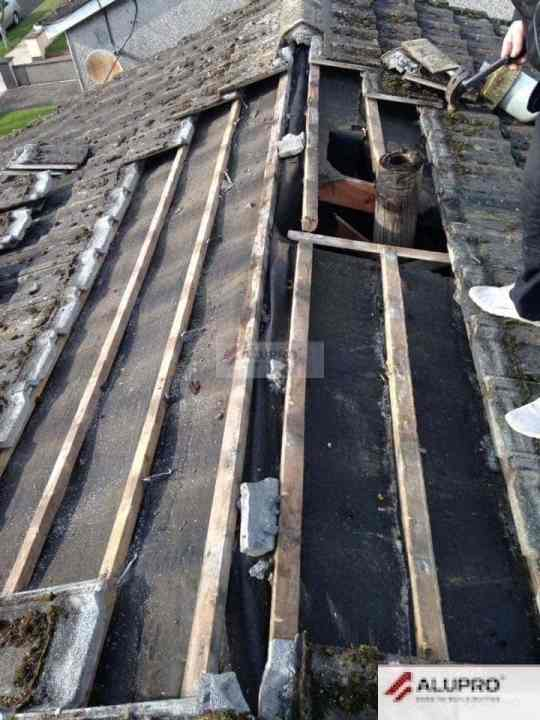 Roofing Maintenance and Repairs