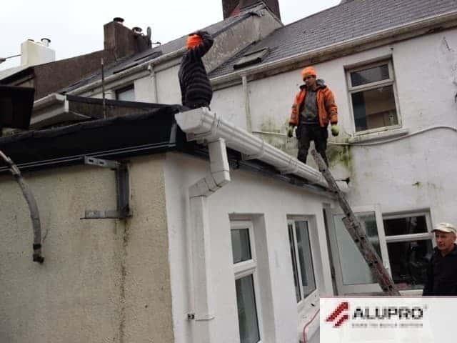 Extension Flat Roof Repairs