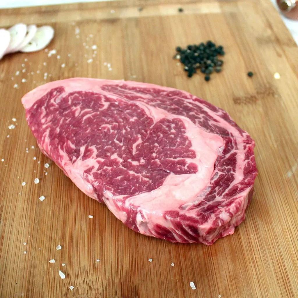 Los cuatro cortes de carne más deseados por los carnívoros, Rib-eye