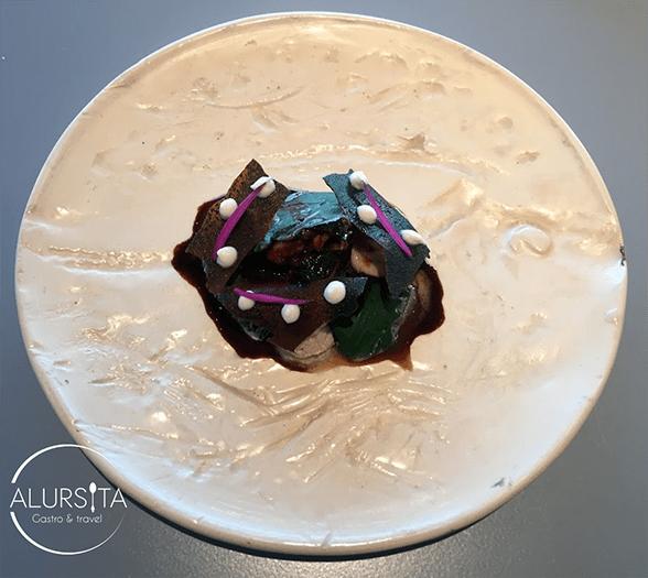 """El Sollo del chef Diego Gallegos """"El Chef del Caviar"""""""