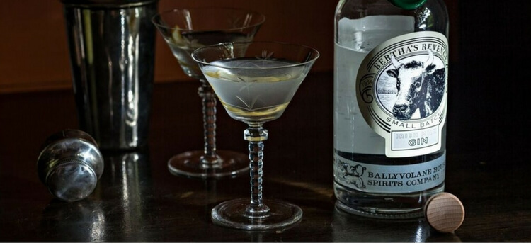 The Perfect Dry Martini, Bertha's Revenge