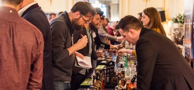 BORD BIA RAISES A GLASS TO TOP IRISH PRODUCERS AT SPIRIT OF SHARING