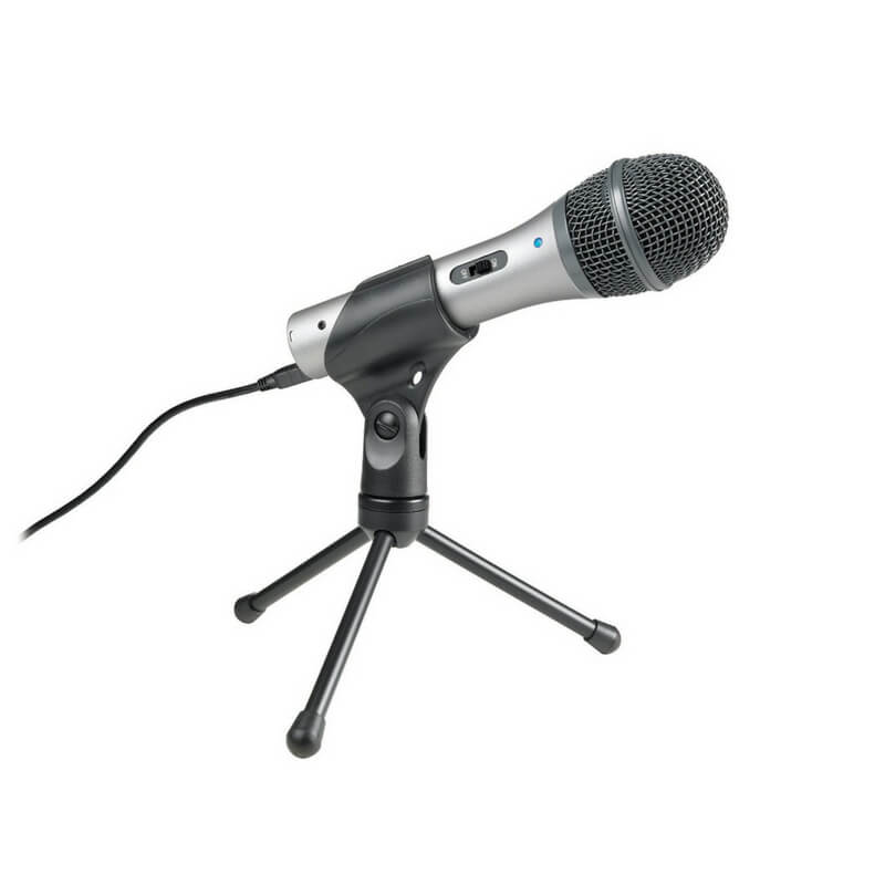 Audio-Technica ATR2100-USB microphone