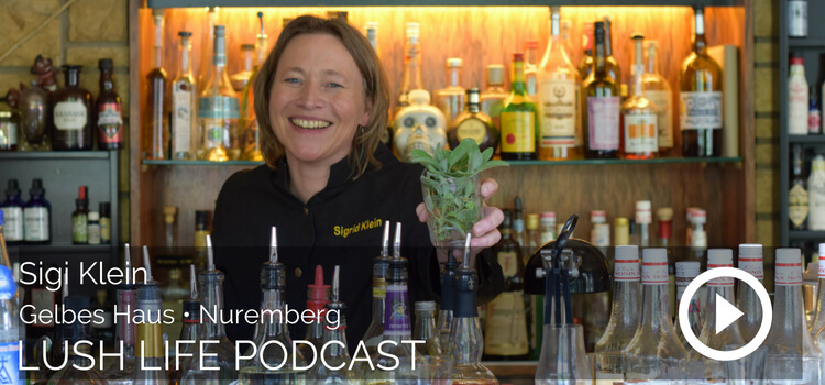 Sigi Klein, Gelbes Haus, Nuremberg – How to make the hangover-free cocktail