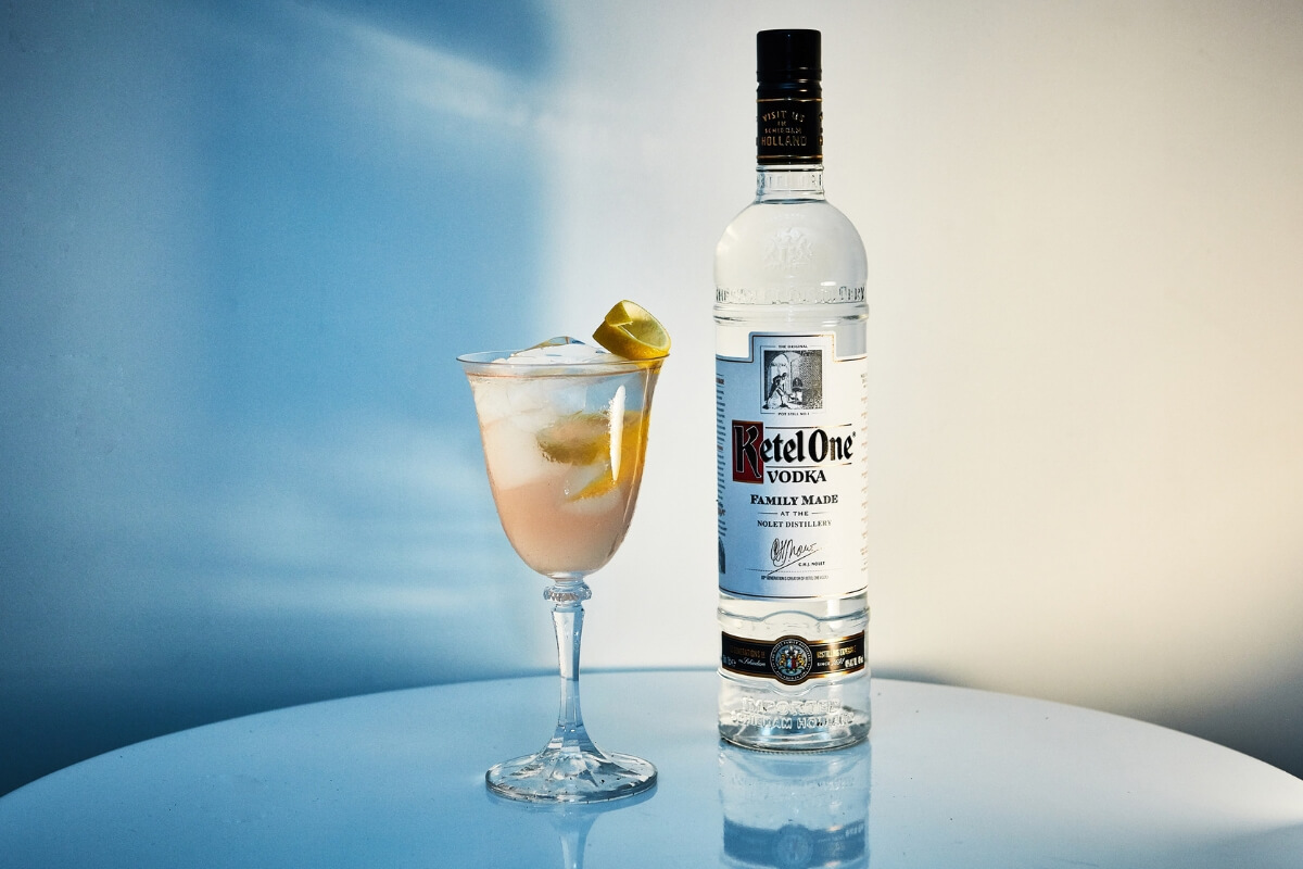 Ketel One Vodka Launches the Edible Garden at Amico's Bar