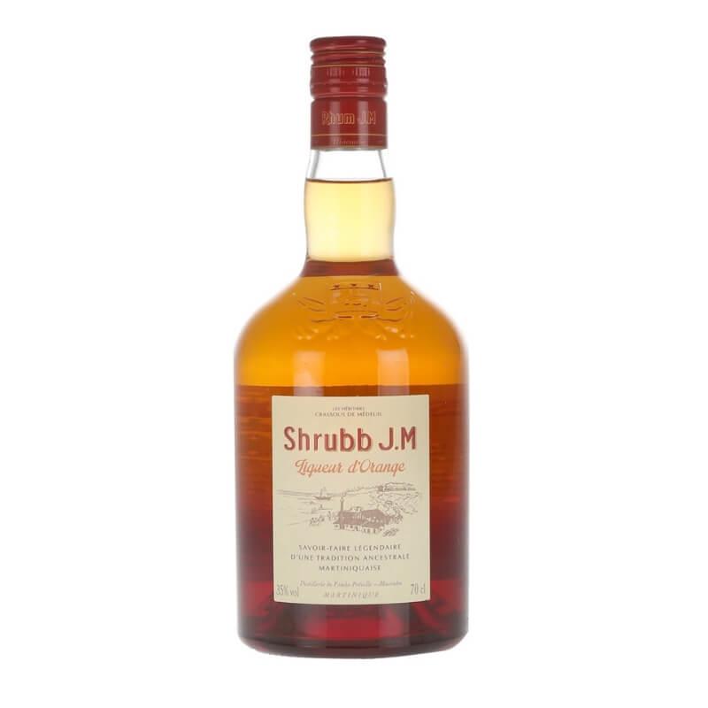 Rhum Jm Shrubb