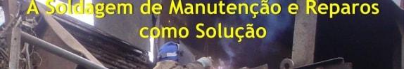 Vídeo curso de soldagem de manutenção e reparos 2