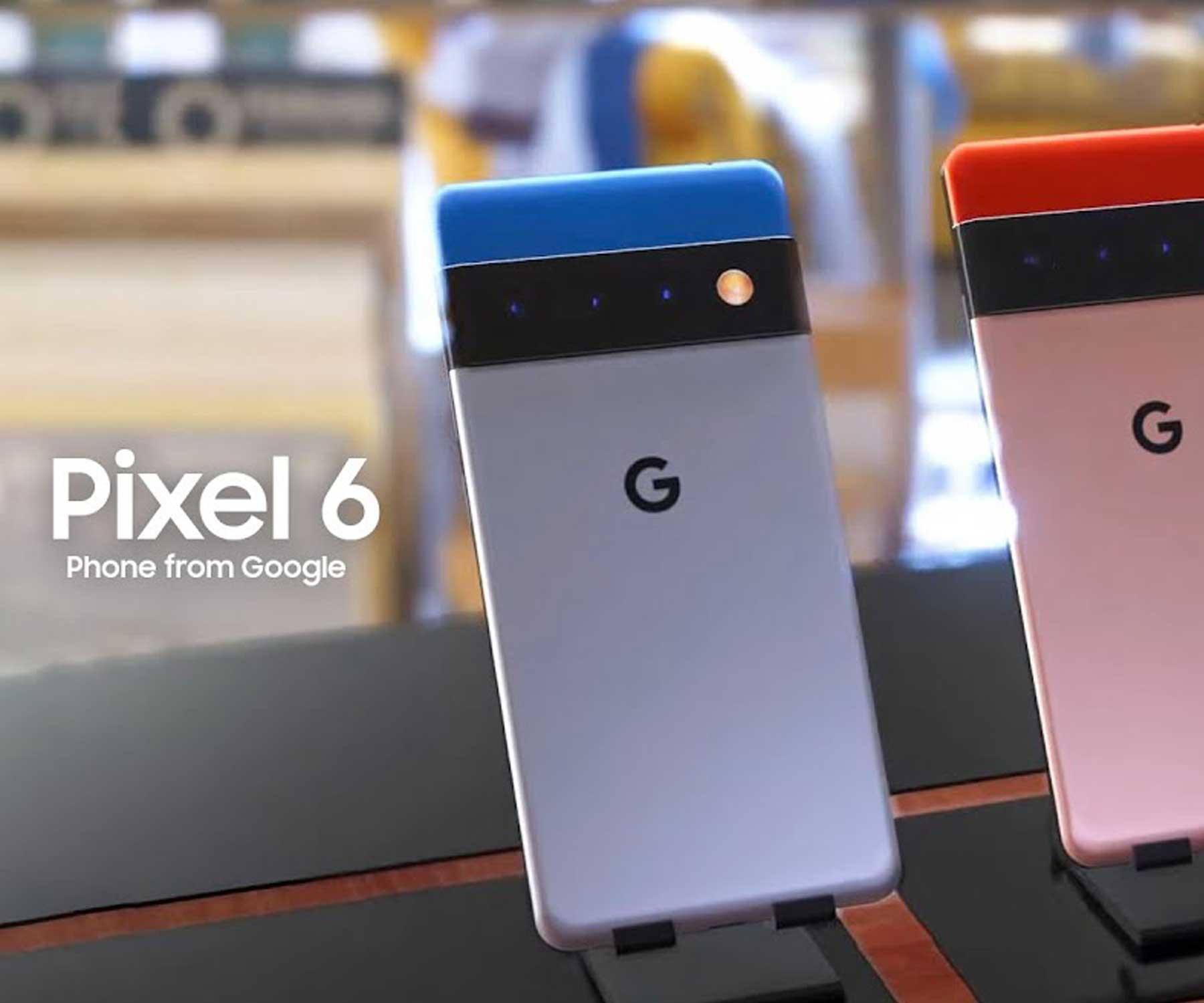 Google Pixel 6 Pro а∂Еа∂±аЈКа∂≠а∂їаЈКа∂¢аЈПа∂ља∂Ї аЈДа∂їаЈДаЈП Leak аЈАаЈЩа∂ЇаЈТ. ( Video )