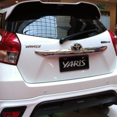 All New Yaris Trd Sportivo 2017 Youtube Kijang Innova First Sight Toyota Aluvimoto