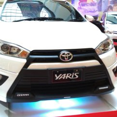 Ukuran Velg All New Yaris Trd Camry First Sight Toyota Sportivo Aluvimoto