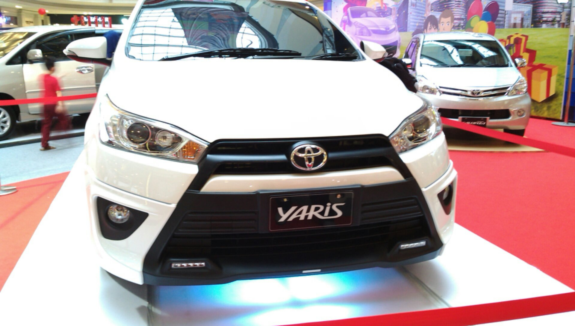 toyota yaris trd sportivo manual warna terlaris grand new avanza all 2014 2017 ototrends