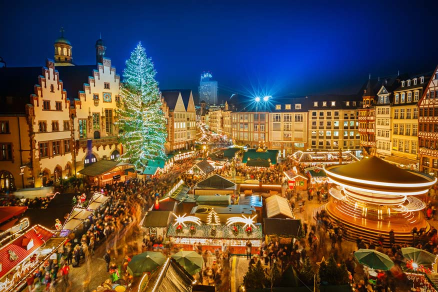 Christmas Market River Cruise in Europe | A Luxury Travel ...