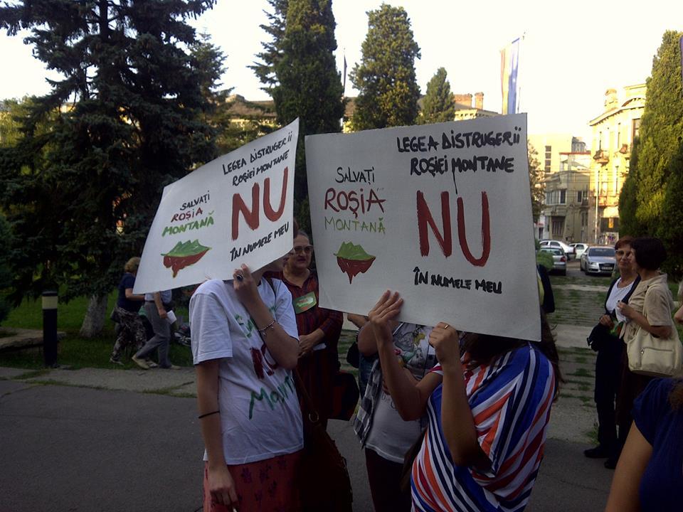 Roșia Montană: De ce nu au fost constănțenii la protest?