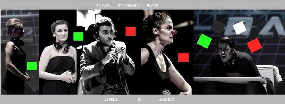 Must see: DISTOPIE.shakespeare.REMIX 2.1