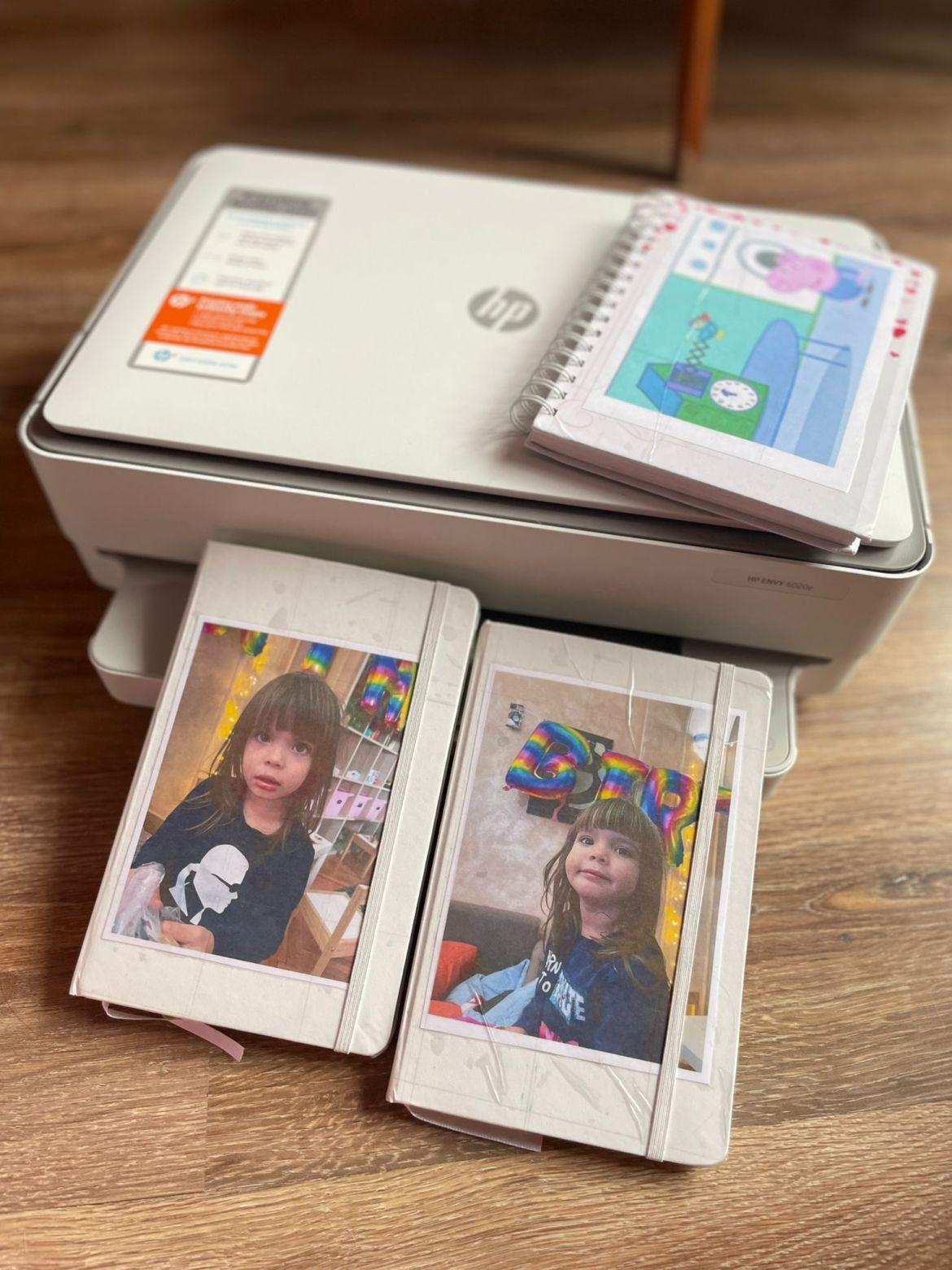 DIY: idei de activități cu copiii, cu imprimanta HP și sistemul de imprimare inteligentă HP+