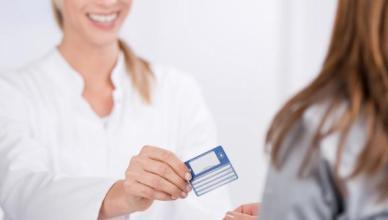 foto tarjeta sanitaria