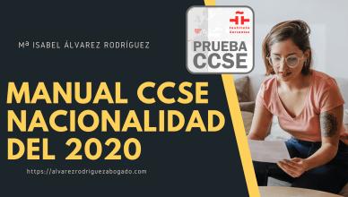 MANUAL CCSE NACIONALIDAD DEL 2020