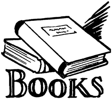 Dibujo De Libros Animados Para Colorear