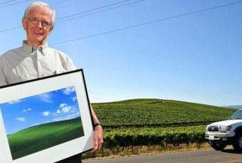 La Foto de Windows XP