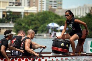 Edmonton Dragon Boat Racing Club World Championships of Dragon Boat Racing 2010 Macau, China