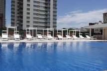 Pool Bar Alvear Icon Hotel Puerto Madero