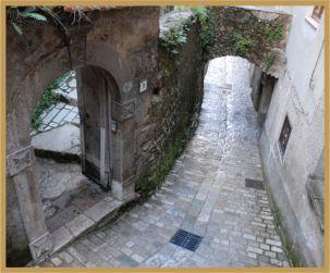 B&B Al Vicolo del Cilento - Particolare del centro storico di Felitto