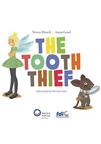 The Tooth Theif - Free ebook for Children