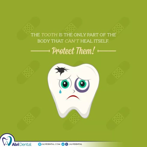 Protect your tooth