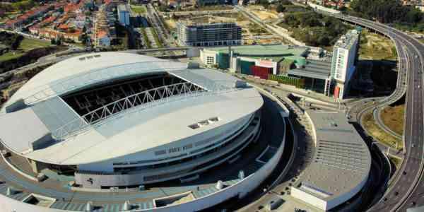Porto Fc Stadium Seating Plan - Estadio Do Dragao Porto Coordinates And Parking Where To Buy Tickets