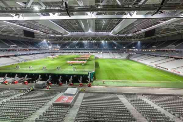 Best Seats And Capacity Of Stade Pierre Mauroy Villeneuve D Ascq