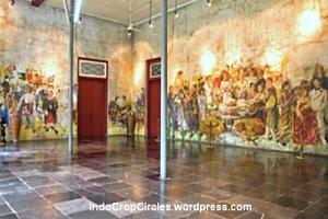 """""""Kamar Rahasia"""" Museum Fatahillah (sumber dari: Indocropcircles.wordpress.com)"""