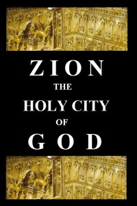 Zion, book cover