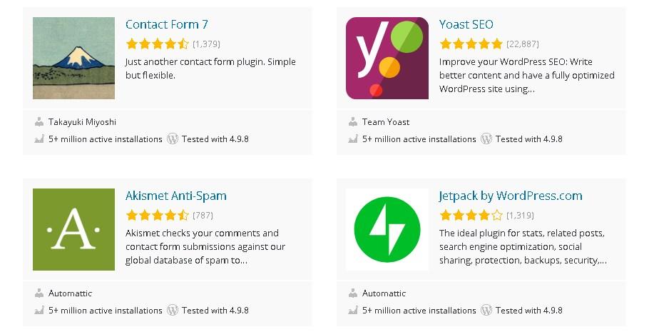 11 Plugin Wordpress Penting Untuk Membantu Aktivitas Ngeblog Kamu 1