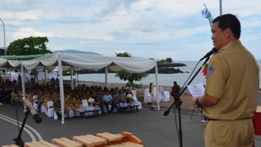 Kemeriahan Festival Bunaken dan Danau Tondano
