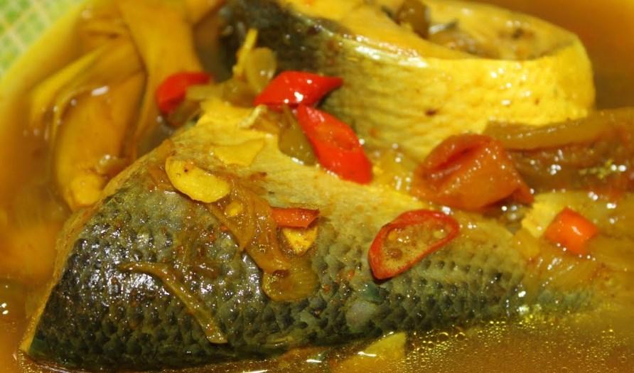 Bandeng Colo Makanan Khas Lamongan