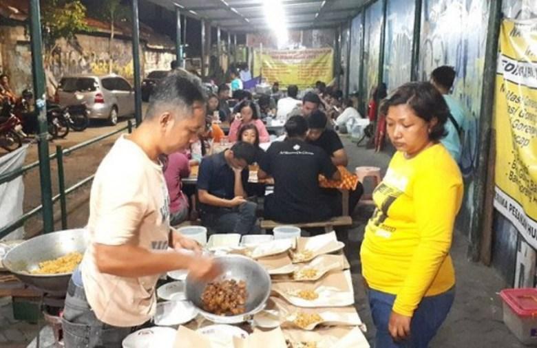 Kuliner Jogja Malam Nasi Goreng Beringharjo
