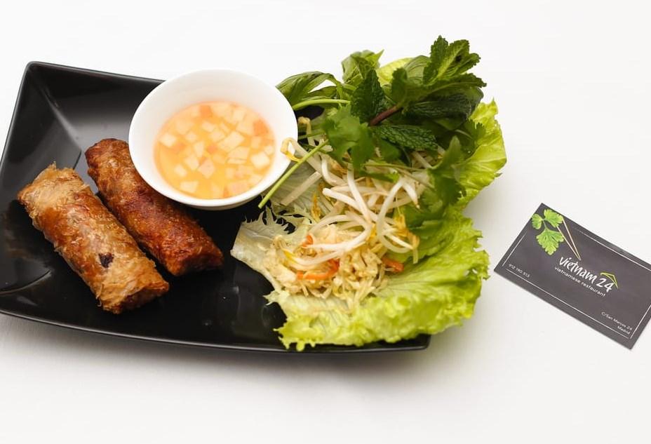 Nem Cua Be (Vietnam)