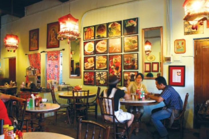 Nikmatnya Wisata Kuliner di Kopitiam Oey di Jakarta