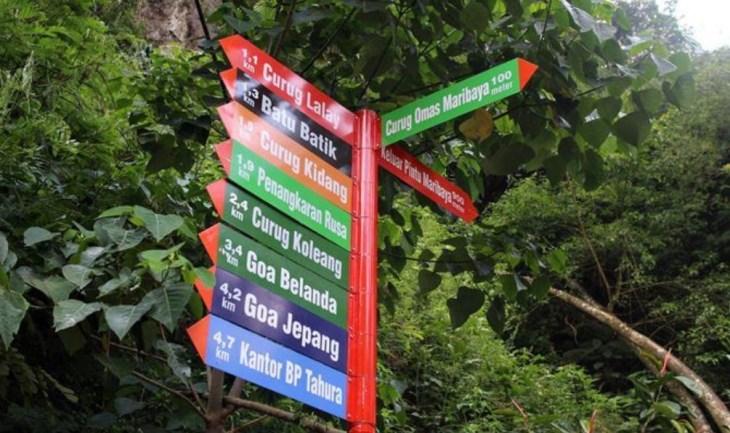 Objek Wisata Taman Hutan Raya Juanda Bandung yang Istimewa