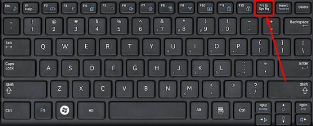 PRTSC Keyboards
