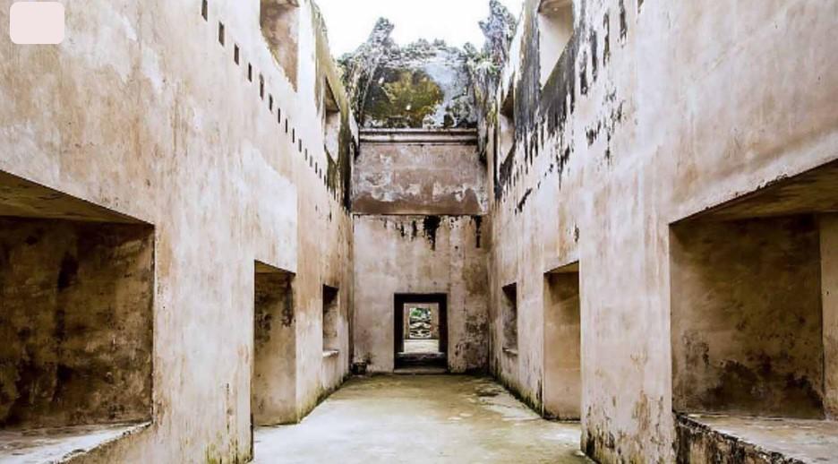 Taman Sari, Tempat Wisata Bersejarah di Jogja Bangunan Tua