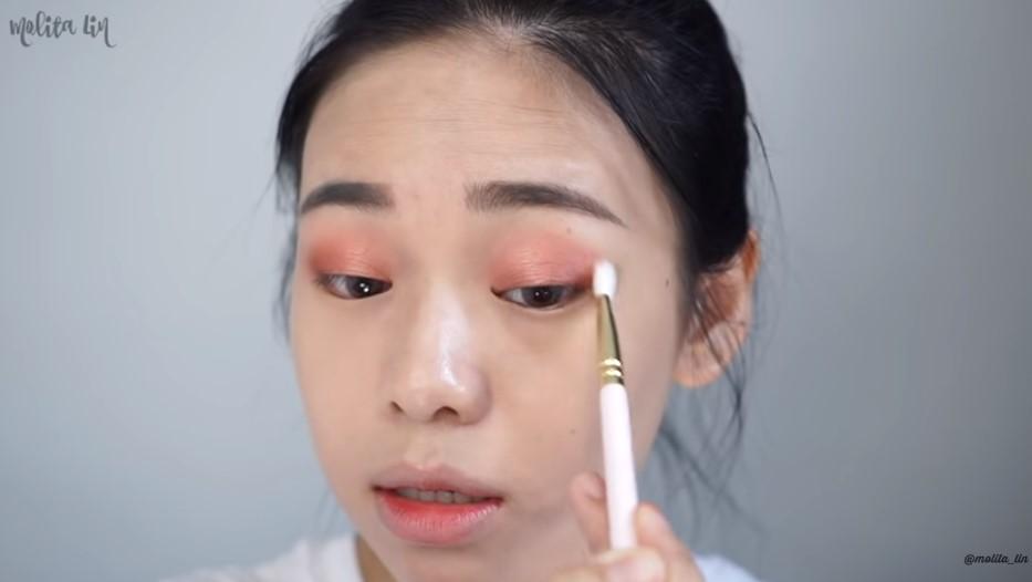 Blend Eyeshadow Peachy