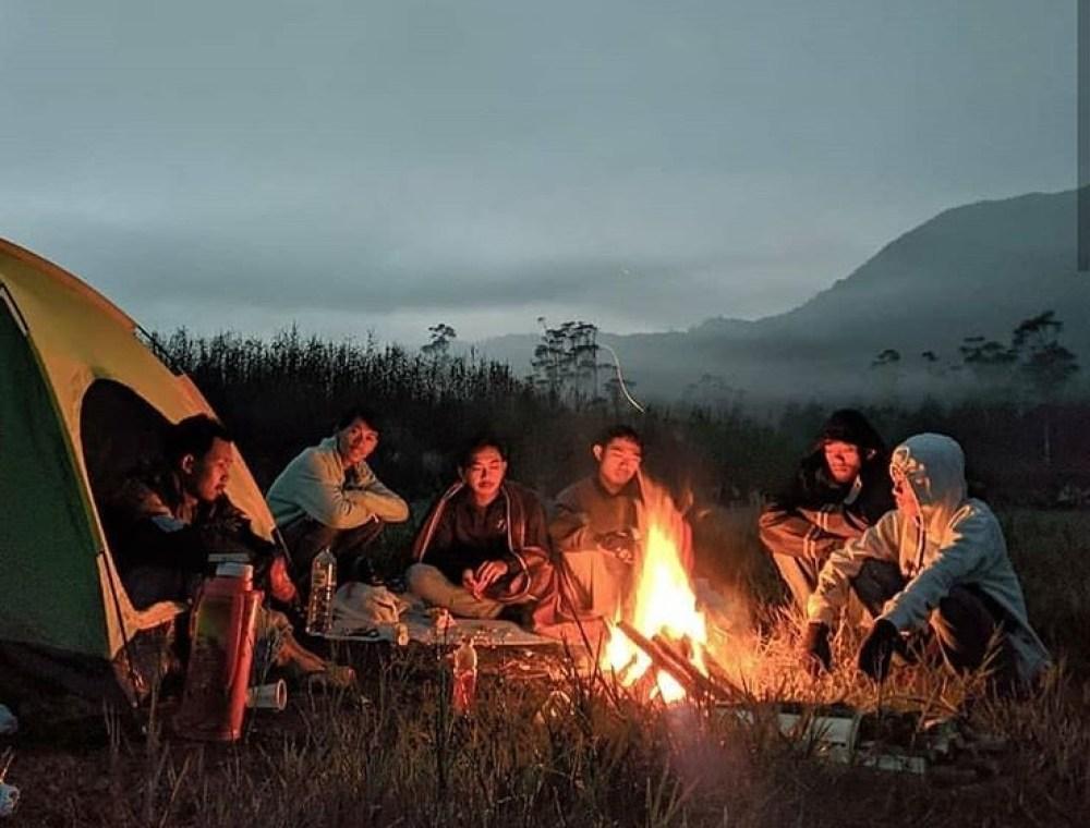 Camping Situ Patenggang