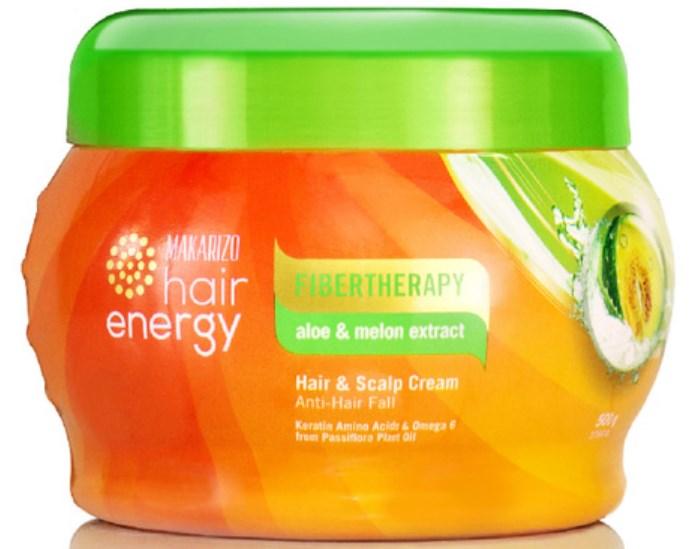 Fibertherapy Conditioning Shampo With Aloe dan Melon Extract