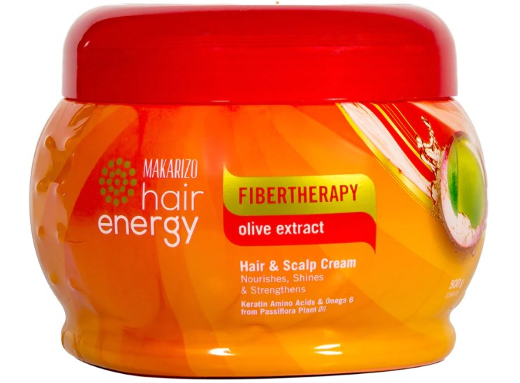 Fibertherapy Conditioning Shampo With Olive Extract