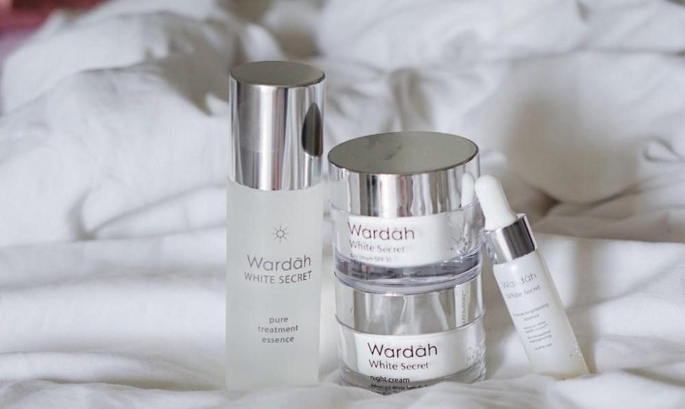 Review Wardah White Secret All Produk,