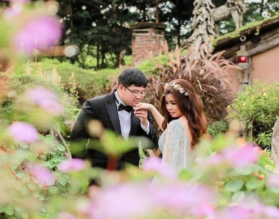 Spot Foto Terbaik untuk Prewedding di Farmhouse Lembang