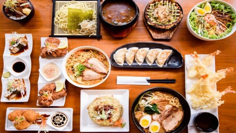 Restoran Izumi di Kawasan Industri Cibitung